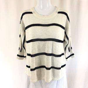 Soft Surroundings Womens Sweater Chunky Knit